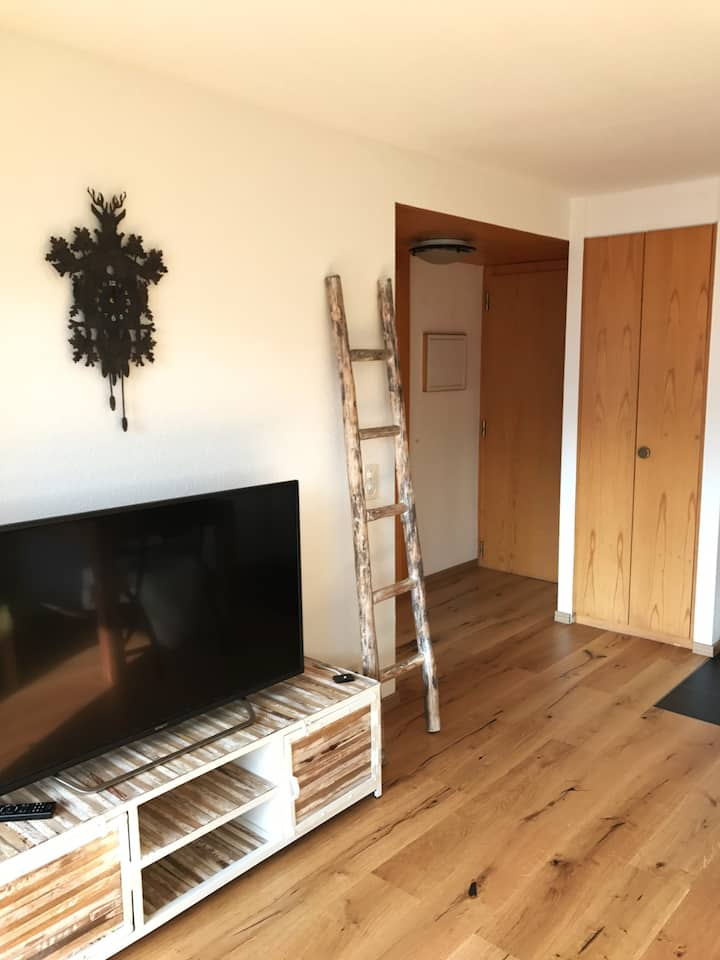 Beautiful Chalet Apartment in St-Luc