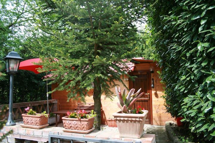 depandance villa donna laura - Roma - Cabana