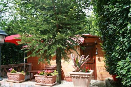 depandance villa donna laura - Rome - Cabin