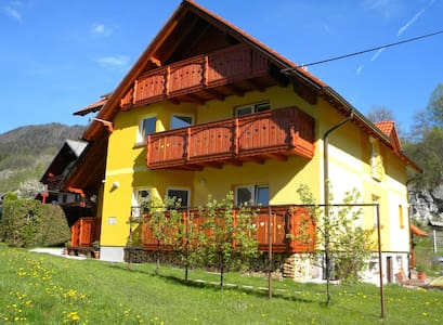 Apartments Pintar - Bohinjska Bela - Huoneisto