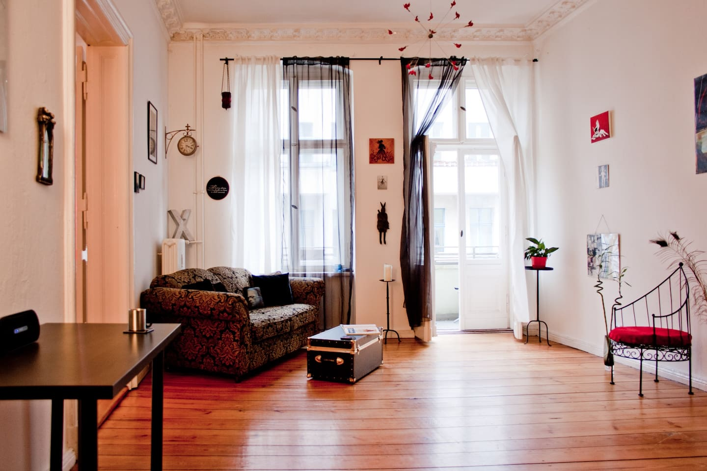 Spacious 1BR in heart of Kreuzberg