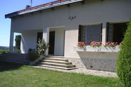 Maison 6 pers au coeur de la Lozère - Langogne - 独立屋