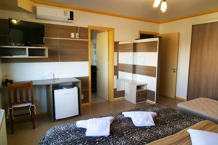 Apartamento Luxo em Hotel