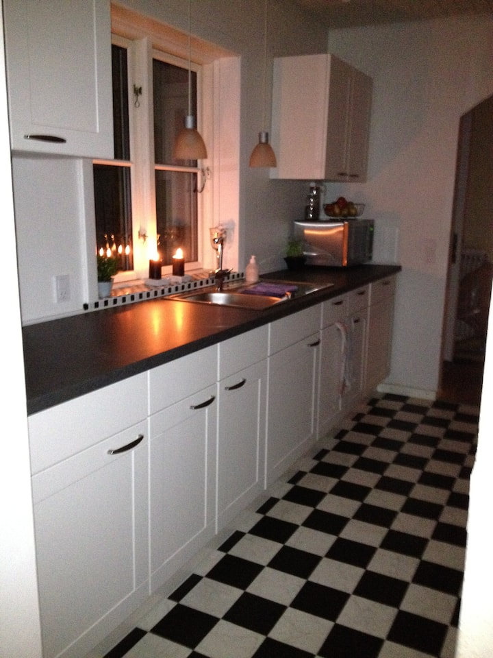 Nice room in shared house 12 km from Odense City