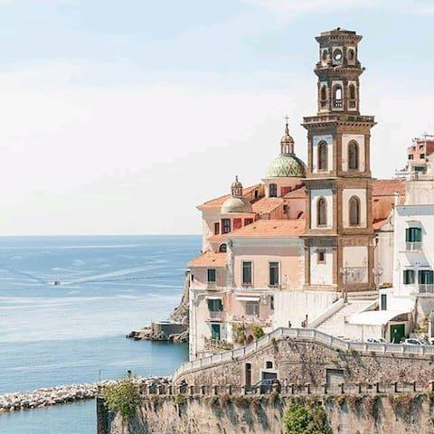 Casa Maddy ad Atrani Costa D'Amalfi