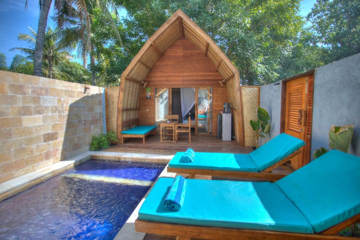 Bungalows Traditional with Private Pool