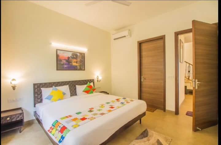 Luxurious Villa 3 Bhk in Anjuna Nr Thallasa Resto