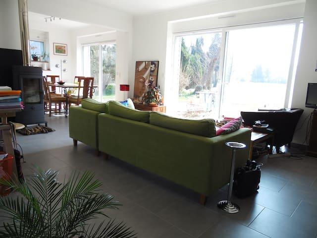 Jolie maison proche de la plage - Bréville-les-Monts