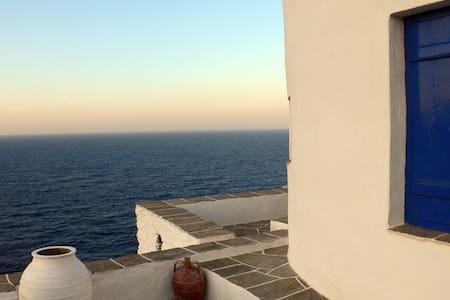 Kastro Keeley Villa Sifnos Island! - Kastro Village