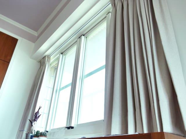 畫室公寓 - 高雄市中心 景觀大套房 - A - Lingya District - Appartement en résidence