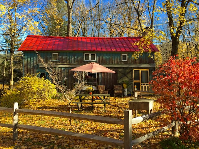 Carriage House - Blue Barn BnB