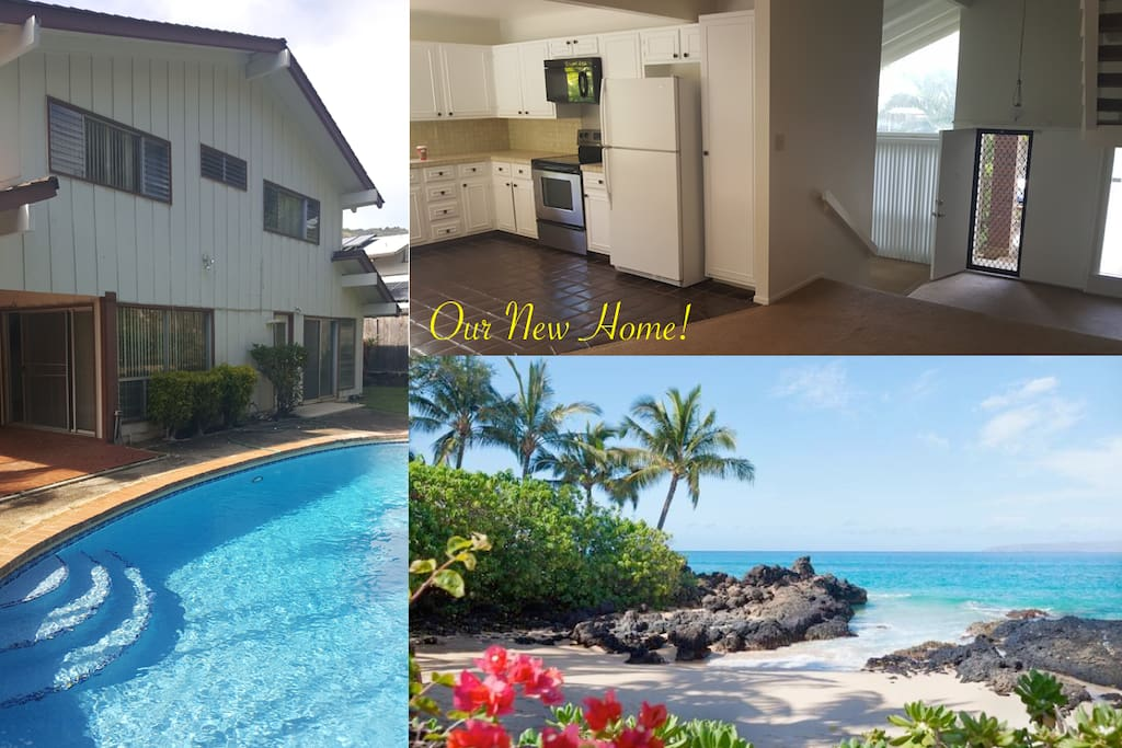 Our Home in Hawaii Kai