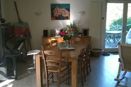 Belle maison dans cadre exceptionnel + Sauna/Spa - Bourbach-le-Haut