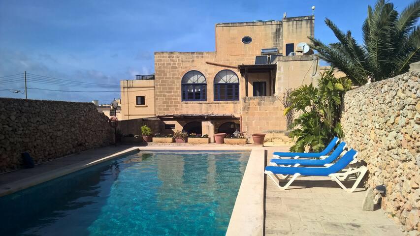 B&B Levantino - Levante Room - Ix-Xagħra - Bed & Breakfast
