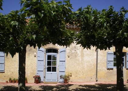Cottage on Gascon country estate - Poudenas - Penzion (B&B)