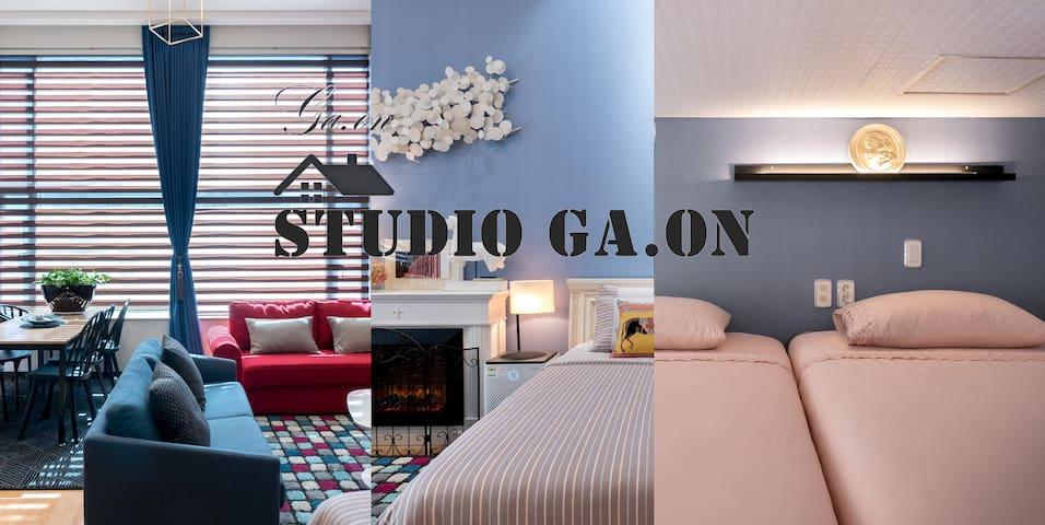[Hongdae] Sensual&Spacious Duplex Suite Room