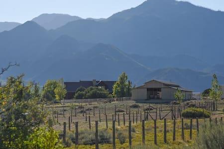 SuperLife Ranch! Rm1- Voyager RM - New Harmony, UT - New Harmony - Blockhütte
