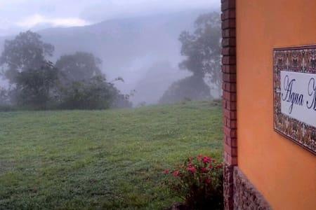 Agua Miel - Casa de Campo , La Azulita. Merida VE