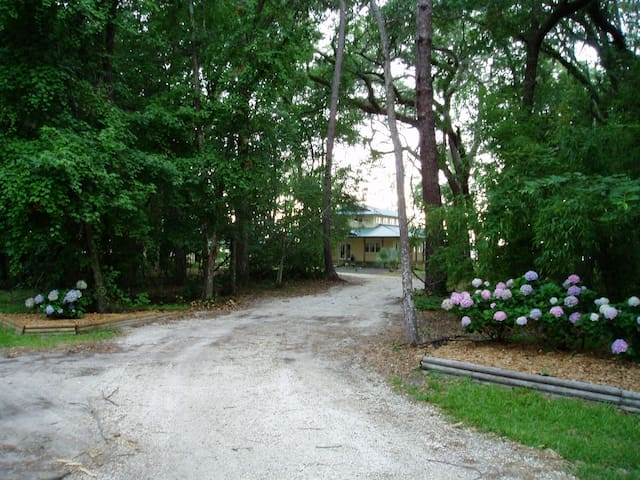 Retreat Entrance