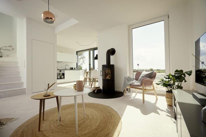 Beachresort mit Meerblick: The Villas Fehmarn - White II