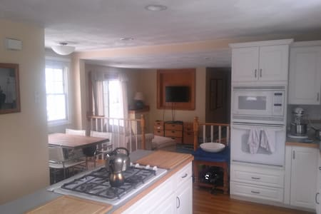 Warm Open Condo in Lexington Center - Lexington - Wohnung