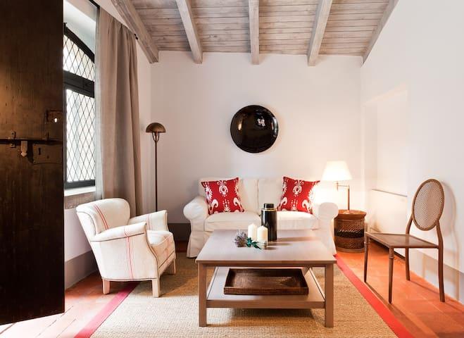 Appartamento con 1 camera da letto - Gabiano - Daire