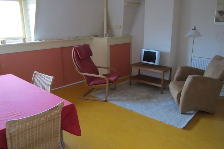 characteristic loftappartment - Utrecht - Appartement