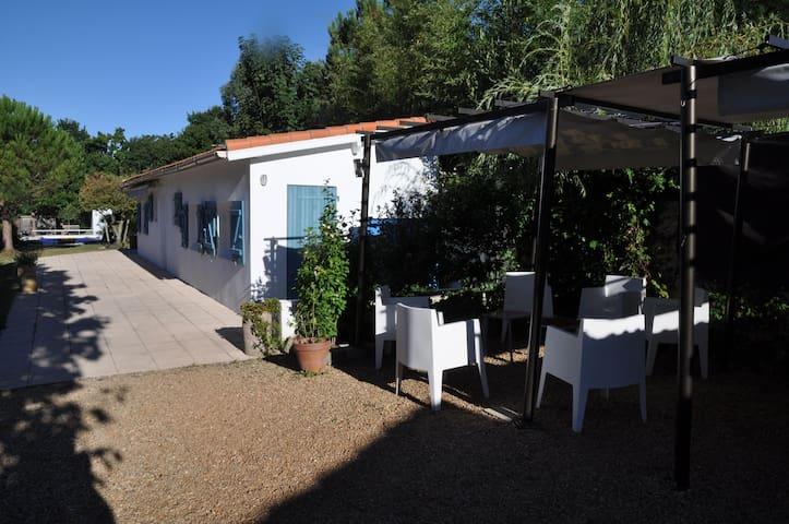 Maison avec jardin et piscine - La Baule-Escoublac - House