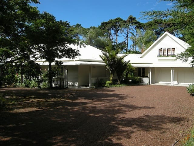 Stunning 3 Acre Parklike Property