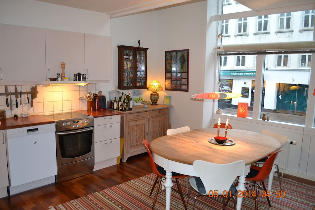 Trendy and cosy two floor apartment apartments for rent for Two floor apartment