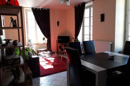 Appartement centre ville très lumineux - Fougères - Byt