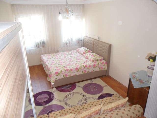 A place to stay in Cent. Canakkale - Çanakkale - Apartamento