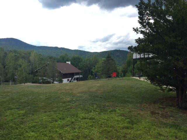 Family friendly White Mountain getaway