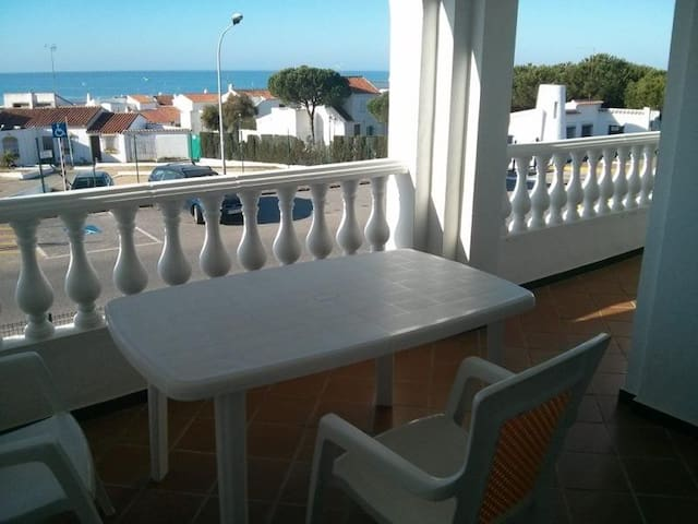 Apartamento a 100m de la playa. Sobre Pblo Andaluz - Уэльва - Квартира