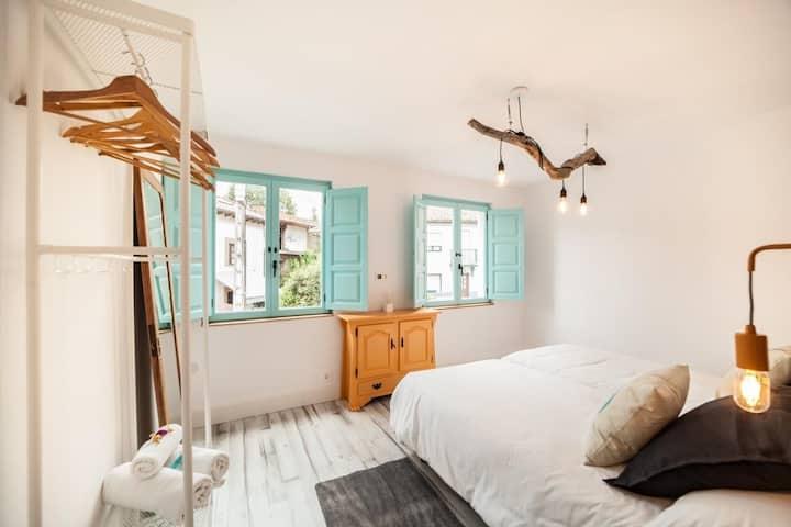 Habitación 12 - Hab.Doble Superior (dos camas)