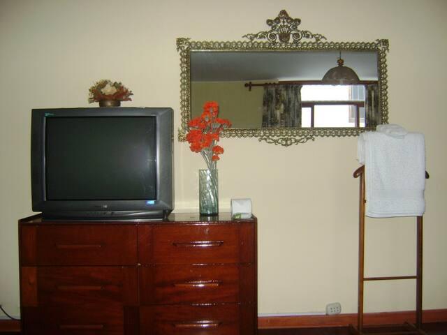 Spacious Room in Barranco