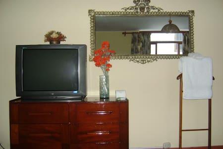 Spacious Room in Barranco - Lima