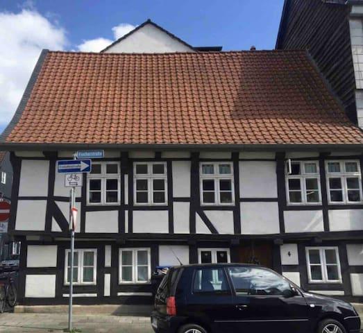 Z3Schönes Fachwerkhaus in Wolfenbüttel-Innenstadt!