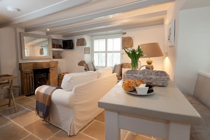 Boutique Cornish Cottage, St Ives