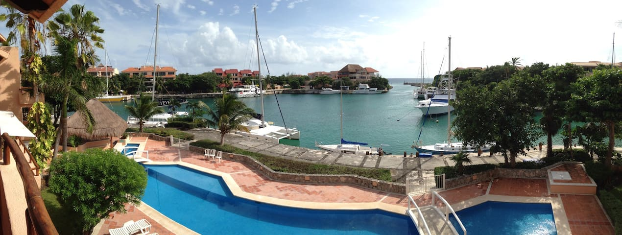 Amazing Penthouse Suite Ocean View - Puerto Aventuras - Loft