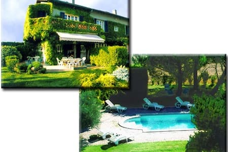 Guest house with 4 rooms and pool - La Bégude-de-Mazenc