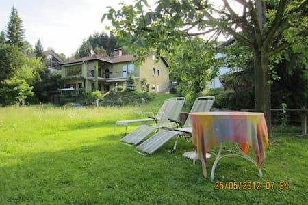 2 Zi-Gartenwohnung mit viel Charme - Bensheim