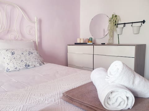 Clean and cozy apartment in the center of Kavos