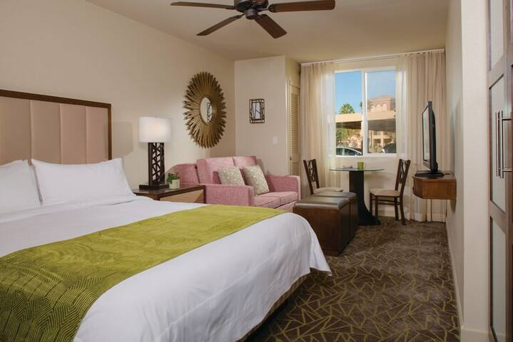 Marriott Shadow Ridge I & II GUEST ROOM