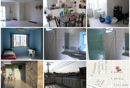Single-Bed-Room - Manaus - Bed & Breakfast