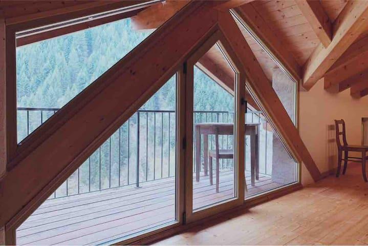 Vergeletto Mountain Lodge