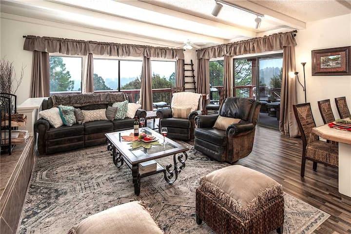 Mountain Dreams 3, 6 Bedrooms, Fireplace, WiFi, Game Room, Pool, Sleeps 16