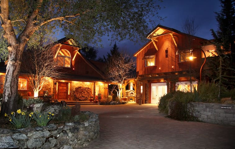 Romantic Gold Country B&B and Spa - Placerville - Wikt i opierunek