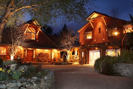 Romantic Gold Country B&B and Spa - Placerville - Bed & Breakfast