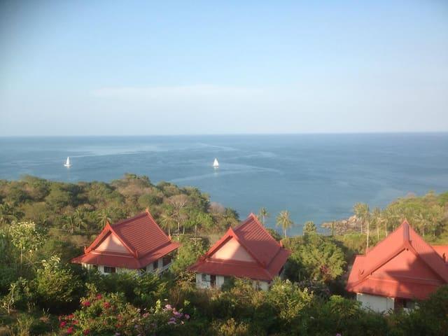 Panoramic seaview villas - Ko Lanta Yai - Villa